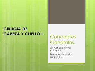 Conceptos Generales.