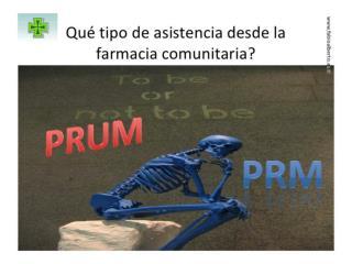 DE LA MEDICACION