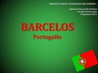 BARCELOS Portogallo