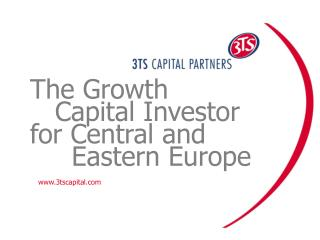 The Growth     Capital Investor  for Central and       Eastern Europe