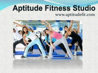 Aerobics Center in Delhi