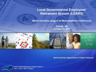 North Carolina Department of State Treasurer