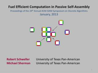 Proceedings of the 24 th  Annual ACM-SIAM Symposium on Discrete Algorithms January, 2013