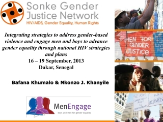 COOPERATIVE EXPERIENCE IN DEVELOPING WORLD   TANZANIA EXPERIENCE   A focus on gender mainstreaming