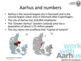 Aarhus and  numbers