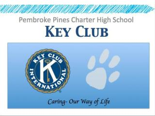 The 2013-2014 Key Club Board