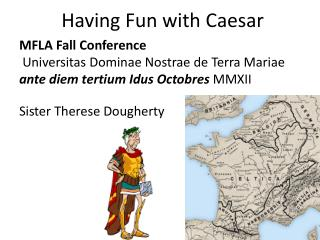 Having Fun with Caesar