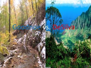 Goodnoe  vs.  DeSilva