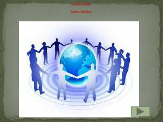 Las redes sociales: Estiben Villalobos