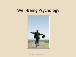 Well-Being Psychology