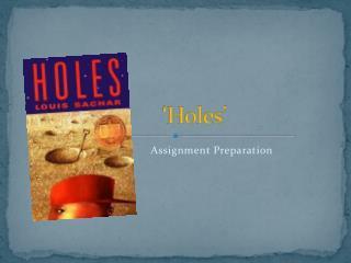 'Holes'