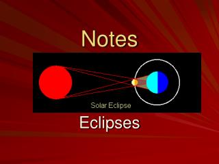 Eclipse powerpoint
