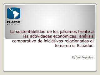 Rafael Pupiales