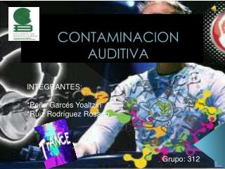 CONTAMINACION AUDITIVA