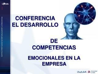 DE COMPETENCIAS