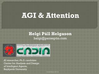 AGI & Attention