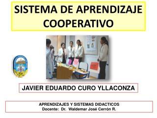 SISTEMA DE APRENDIZAJE COOPERATIVO