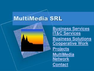 Download Multimedia Ltd. Presentation