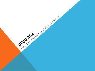 GEOG 352