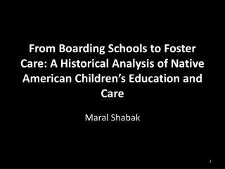 Maral Shabak