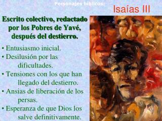 Isaías III