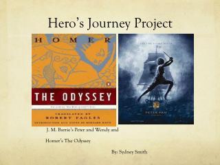 Hero�s Journey Project