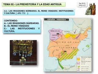 TEMA 02.- LA PREHISTORIA Y LA EDAD ANTIGUA