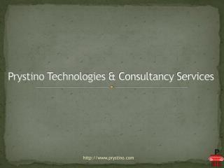 Prystino  - Web Development Company