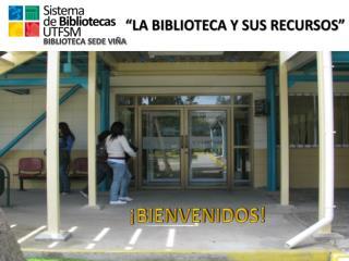 BIBLIOTECA SEDE VIÑA