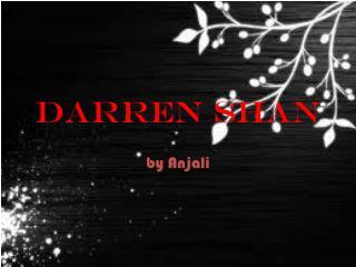 Darren Shan