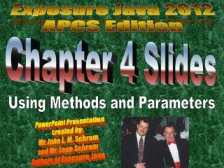 Chapter 4 Slides