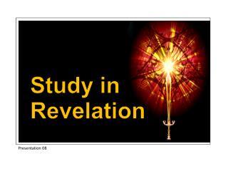 Study in Revelation