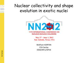 Nuclear collectivity and shape evolution in exotic nuclei