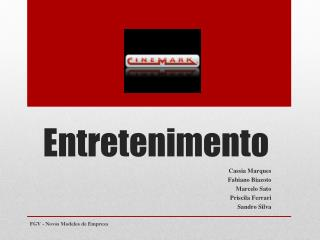 Entretenimento