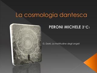 La cosmologia dantesca