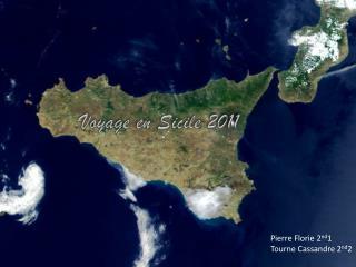 Voyage en Sicile 2011
