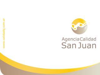 Agencia Calidad San Juan