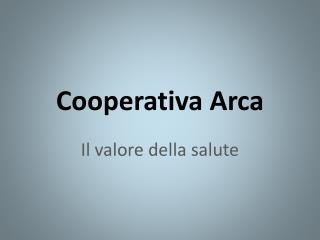 Cooperativa Arca