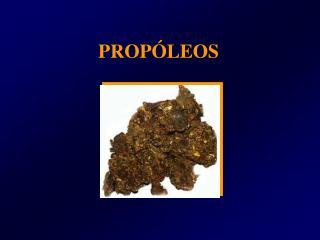 PROP�LEOS