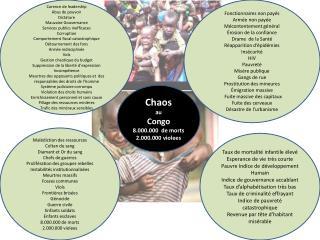 Chaos  au  Congo