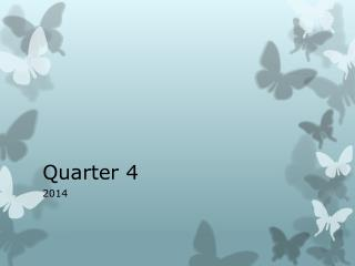 Quarter 4