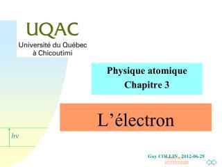 L��lectron