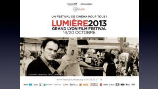 Un titre  clair : le festival  lumière  ,  c'est  le festival de  cinéma !!