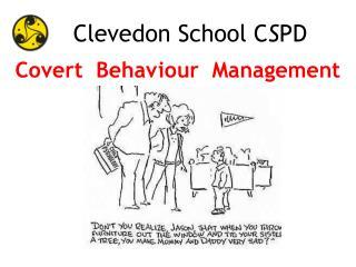 Clevedon  School C S PD