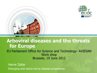 EU  Parliament  Office  for  Science  and  Technology- AVIESAN Work shop  Brussels, 19 June 2012