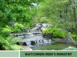 WATCHMEN  MEN�S MINISTRY