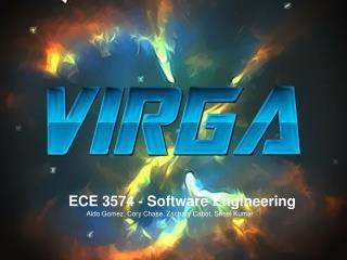 ECE 3574 - Software Engineering