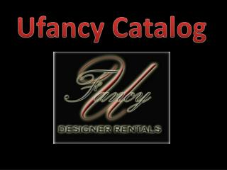 Ufancy  Catalog