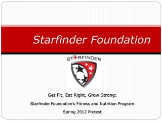 Starfinder Foundation