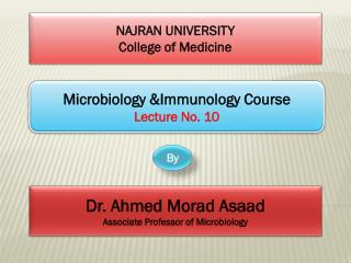 NAJRAN UNIVERSITY College of Medicine
